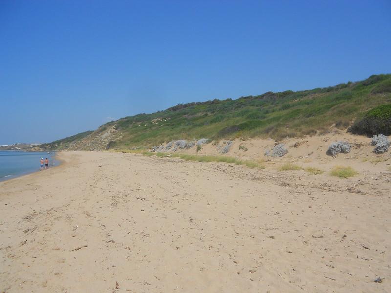 spiaggia incontaminata, Capopiccolo, Isola di Capo Rizzuto