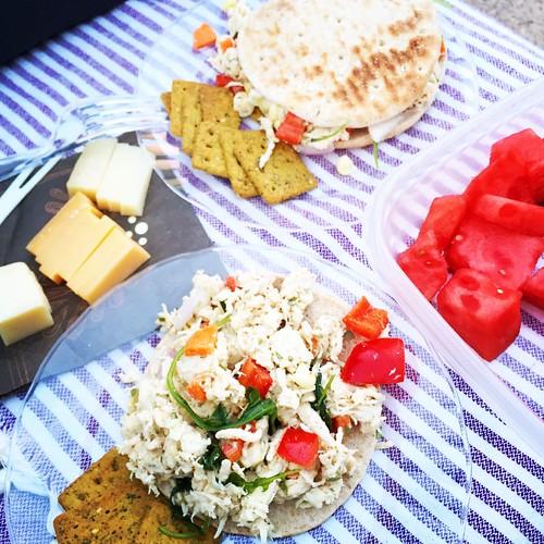 Balboa picnic