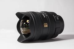 Sigma 8-16 F4.5 F5.6 DC HSM
