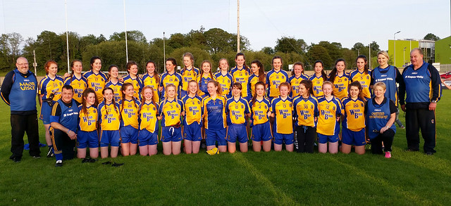 Roscommon U16 Ladies GAA