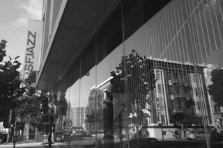 SF Jazz - Glass Facade