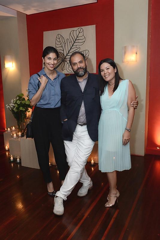 Caroline Issa + Masoud Golsorkhi +ITS