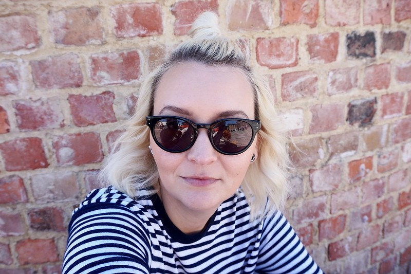 katelouiseblog curly hair missoni sunglasses