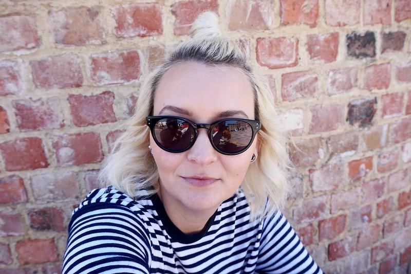 katelouiseblog curly hair missoni sunglasses