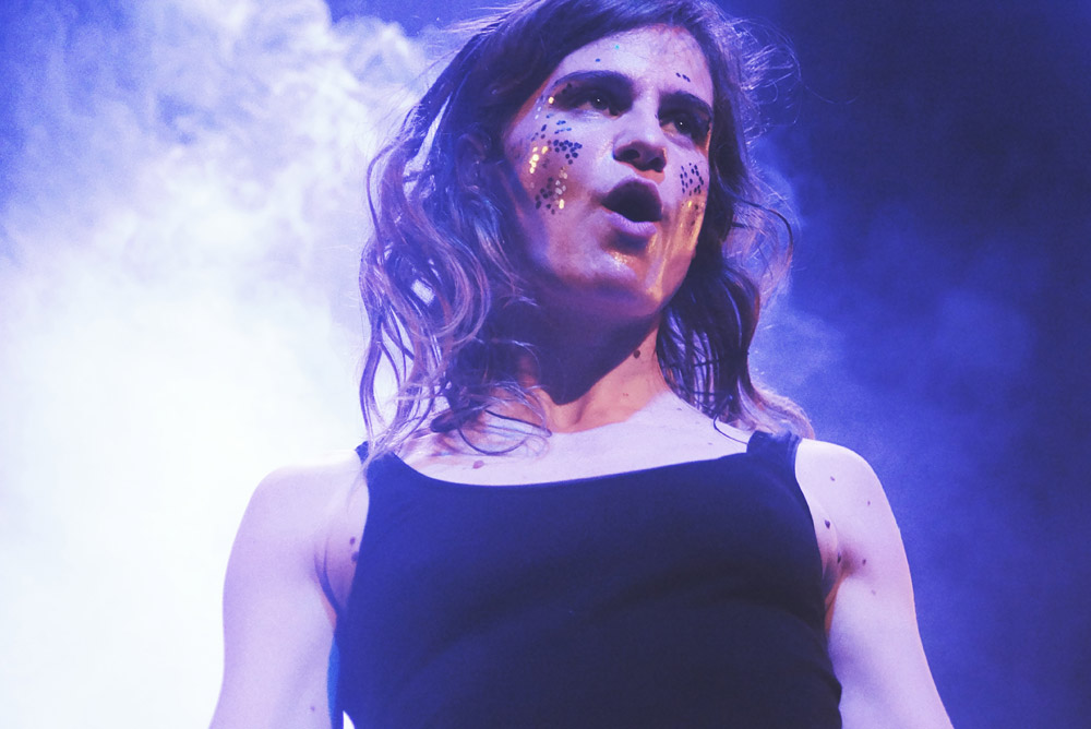 Christine And The Queens @ The Box NYC 04/08/15