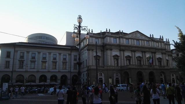 Das Teatro alla Scala