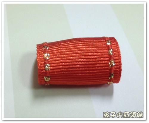 紅領結diy 004