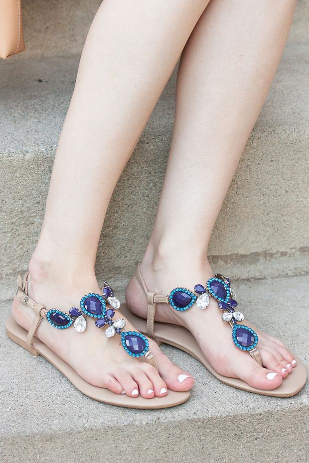 Fibi and Clo Sandals