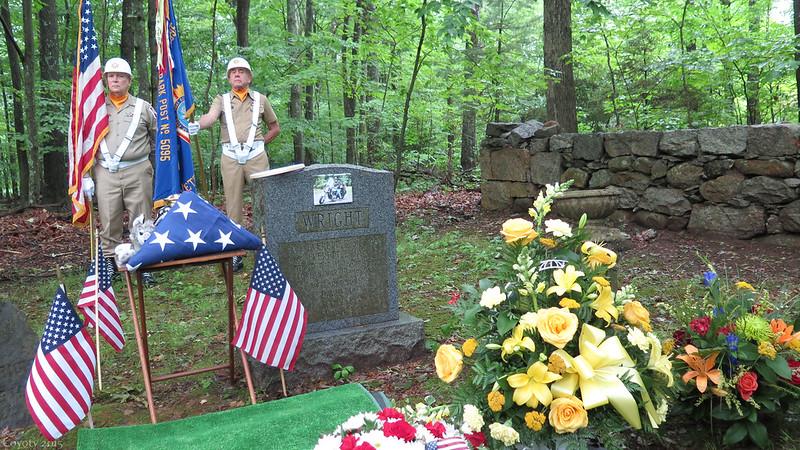 Dad's grave