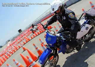 SFPD Hosts Annual International Police Motorcycle Competition & Exhibition