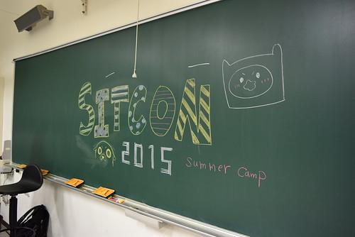 SITCON CAMP