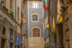 Facade of Accademia dei Georgofili
