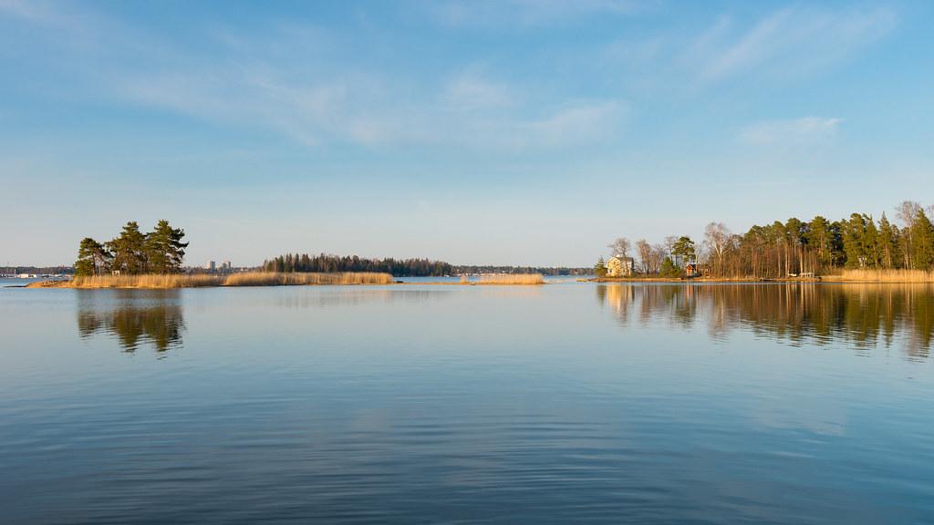 Pieni Lehtisaari - Espoo, Finland - Tripcarta