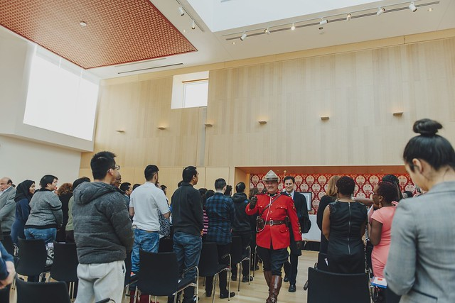 Ismaili Centre, February 23