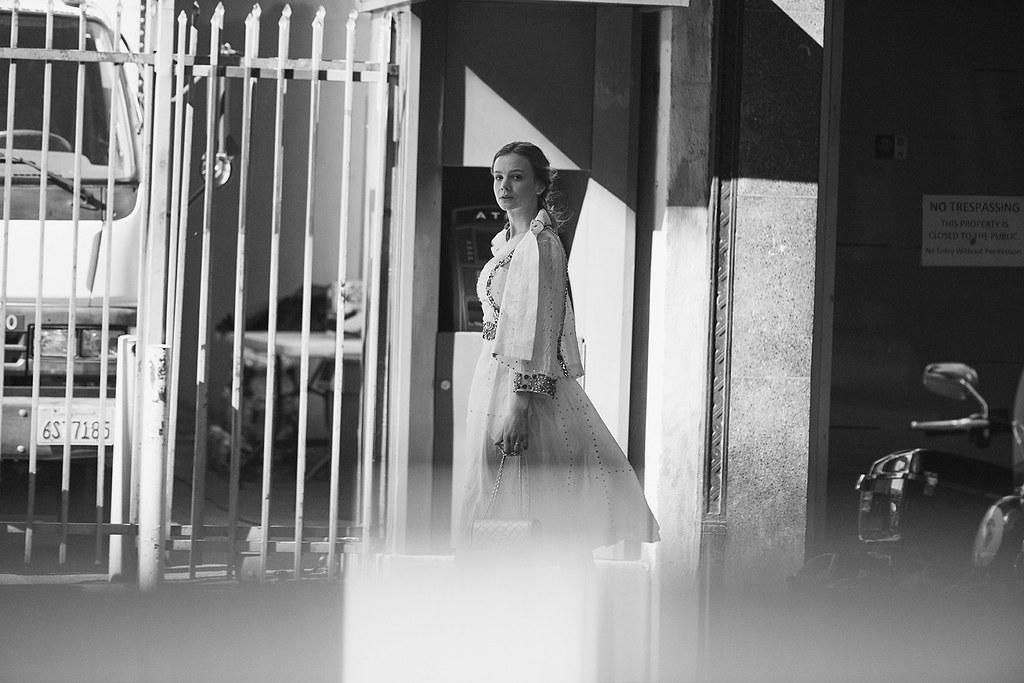 Кэри Маллиган — Фотосессия для «W» 2016 – 1