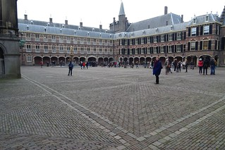 Image of Binnenhof. 2016 winter sjaak kempe sony dschx60v nederland netherlands niederlande den haag sgravenhage the hague binnenhof dutch government tweede kamer second chamber parliament parlement holland zuidholland south