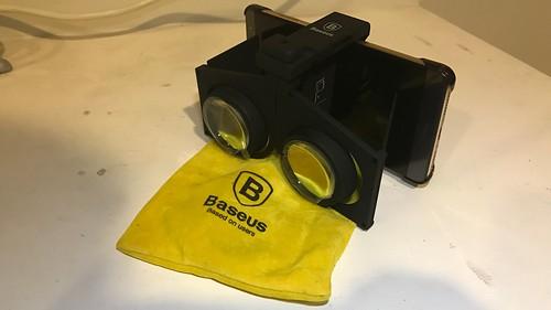 แว่น Baseus VR