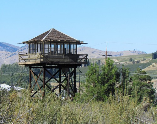 Another fire lookout