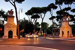 [2013-08-05] Rome 21 (Via Veneto | Villa Borghese)