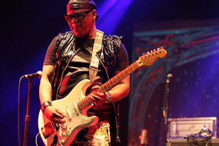 Ricky Rouse-Parliament Funkadelic at Bluesfest Byron Bay 2015