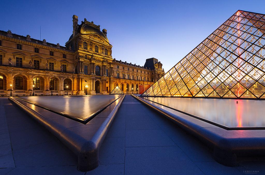 Tour de Louvre