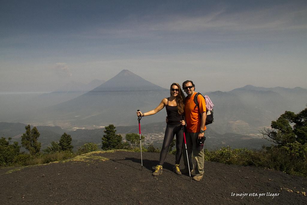 Subida al Volcán Pacaya desde Antigua