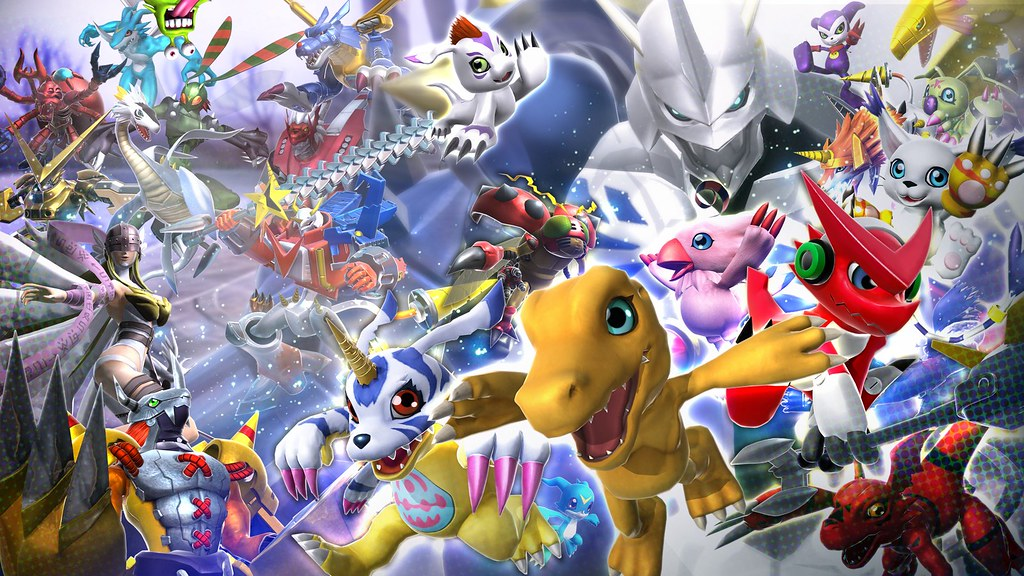 Digimon Story: Cyber Sleuth Inflitrates the West | Made ...