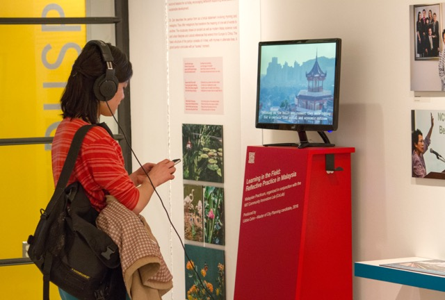 Female Faces in Sustainable Places: Malaysian Women Promoting Sustainable Development Exhibit