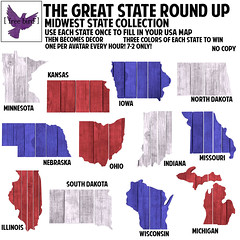 [ free bird ] Great State Round Up Midwest Collection Free-for-All