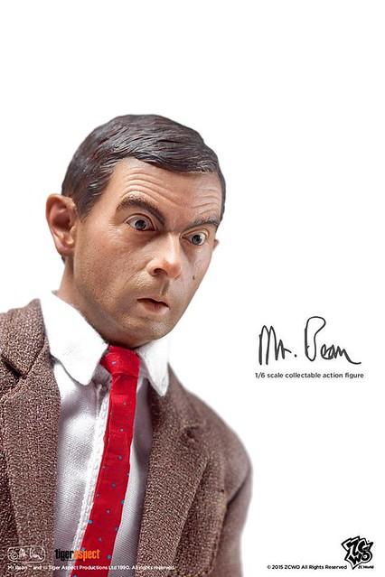 ZCWO【豆豆先生】Mr. Bean 搞笑登場!!