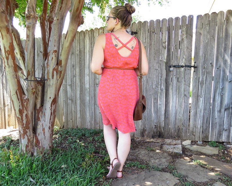 Orange You Glad Dress - After