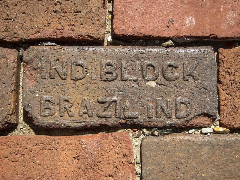 Brazil Brick