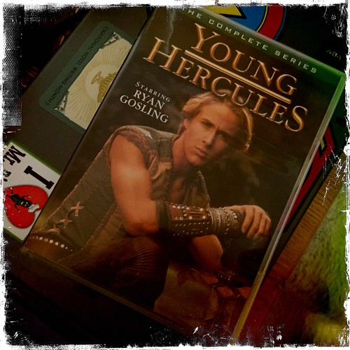 day214: Young Hercules finally arrived!