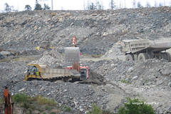 Goldcorp - Porcupine Gold Mines - Hollinger Open Pit Project - Timmins Ontario Canada