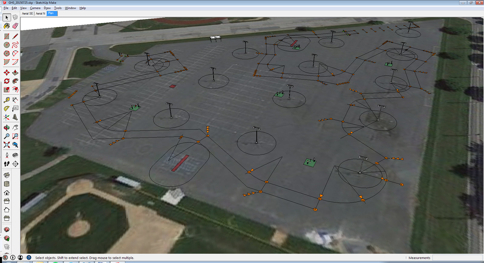 Autocross Course Design Software