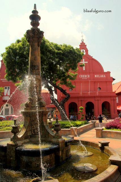 Queen Victoria's Fountain Melaka