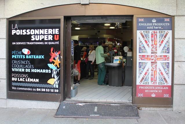 english goods store chamonix france