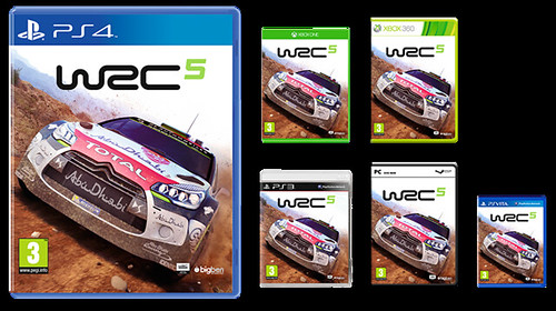 WRC5 - Comp-UK