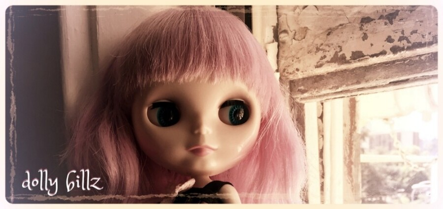Dolly Billz - Bythe doll blog