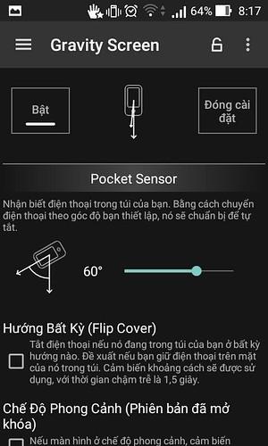 Giới thiệu một vài ứng dụng nhỏ thay thế nút nguồn trên Android. - 82913