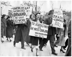 Demand unemployment insurance: 1936