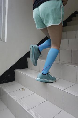 壓縮襪、壓縮腿套實測比較:路跑、消水腫推薦必選的一雙 (7)