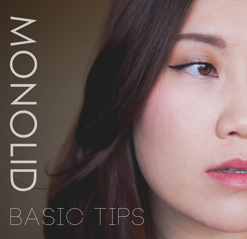 Monolid Eye Makeup Tutorial - pbunniep