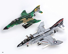 sukhoi su-27(0.0), rocket powered aircraft(0.0), sukhoi su-35bm(0.0), model aircraft(1.0), aviation(1.0), airplane(1.0), vehicle(1.0), mcdonnell douglas f-4 phantom ii(1.0), fighter aircraft(1.0), scale model(1.0), jet aircraft(1.0), air force(1.0), toy(1.0),