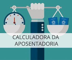 Calculadora da Aposentadoria