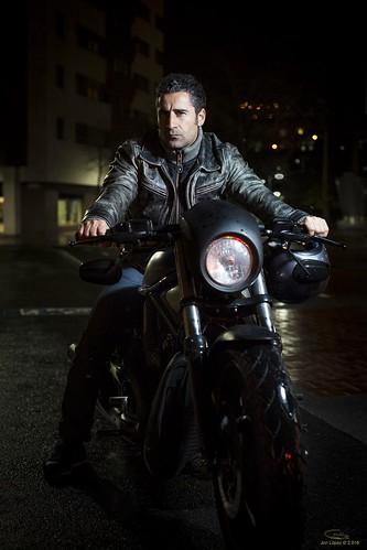 Harley Davidson Vrod night Special