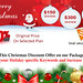 Christmas Offer on our all Packages by 3webcraft