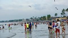 Viaje de fin de año a la playa