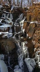 Palisades Waterfall