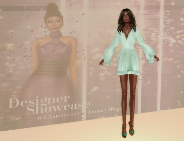 Designer Showcase Anniversary!